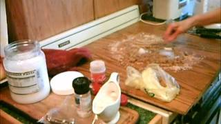 Raw, Gluten-free Cinnamon Rolls