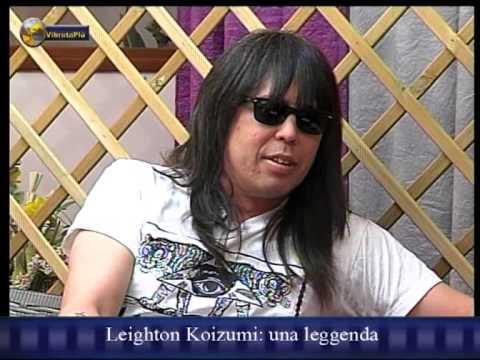 Leighton Koizumi: una leggenda