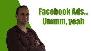 😎 Facebook Ads....Shopify....Hmmmm...TRY THIS 👍