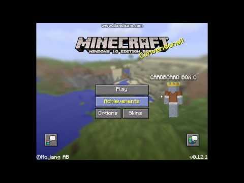 Minecraft Win 10 Invalid Name