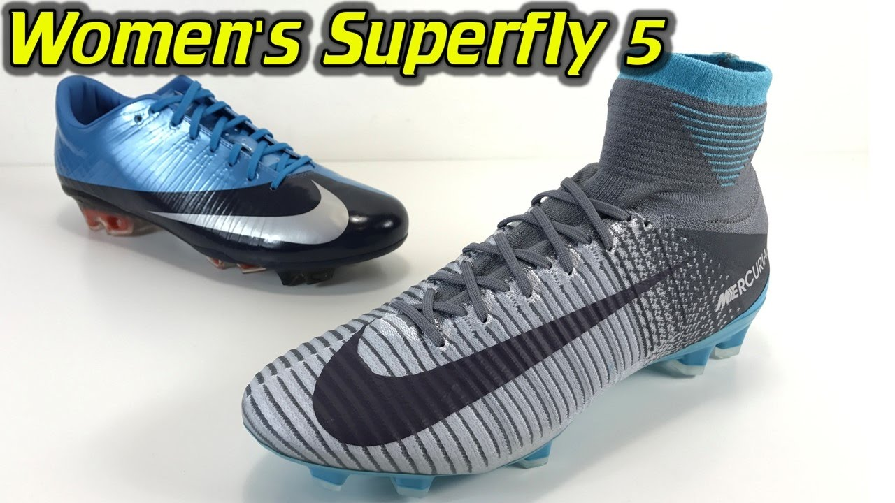 Women s Nike Mercurial Superfly 5 Radiation Flare Pack One Take Review + On  Feet 6acc2c08db