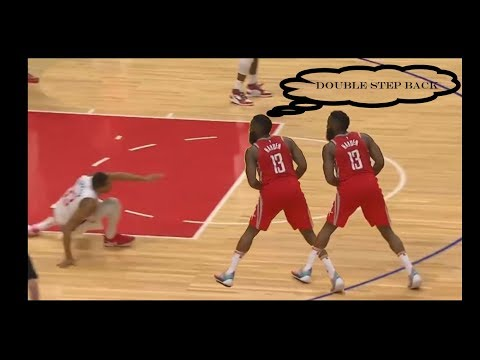 NBA Ankle Breaker Crossovers Streetball Moves