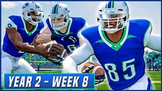 NCAA Football 14 Dynasty Year 2 - Week 8 vs San Diego State | Ep.27