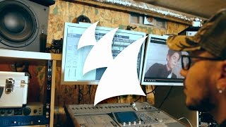 In The Studio: Armin van Buuren & Garibay - I Need You (ft. Olaf Blackwood) [Filatov & Karas Remix]