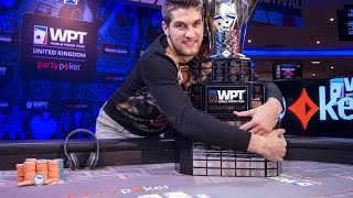S13 partypoker WPT UK: Matas Cimbolas crowned newest WPT champion.