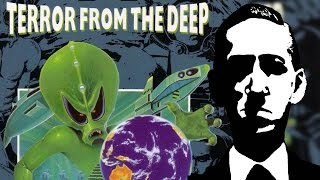 X-COM: Terror From The Deep | Lovecraftian Game Retrospective