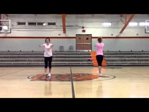 Herrin Middle School 2013 Cheerleading Tryout Cheer