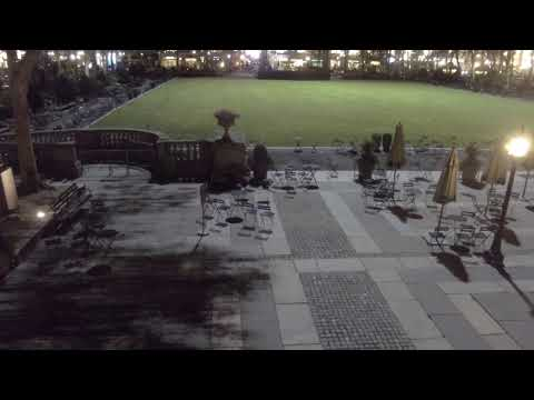 Bryant Park Webcam