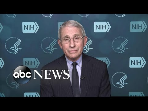 Dr. Fauci on the fight against COVID-19