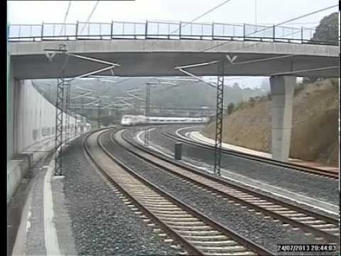 Worst Train Crash Of The Century ! Spain Train CRASH Near Santiago De Compostela !