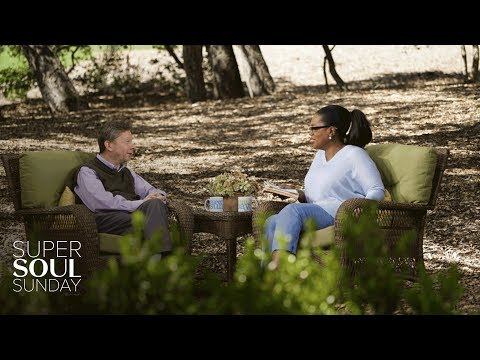 "Eckhart Tolle's Advice that Oprah Says ""Eliminated All Stress in Her Life"" 