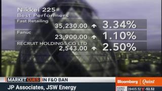BloombergQuint Live Stream
