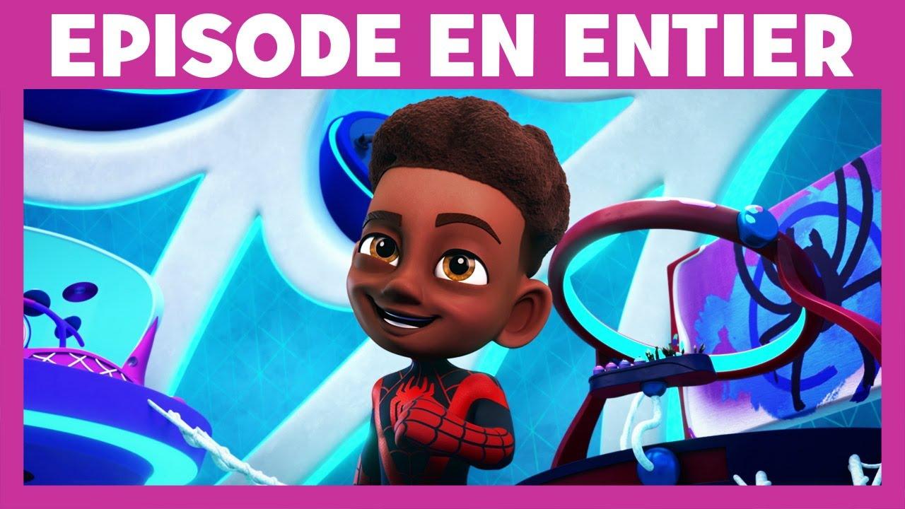 "Download Spidey et ses amis extraordinaires : Episode ""Web-ster"""