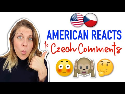 AMERICAN WOMAN IN CZECH REPUBLIC Responds To Your Comments