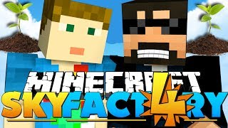 Minecraft: SkyFactory 4 - PLANTS ARE PEOPLE TOO!! [37] thumbnail