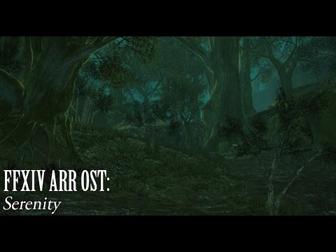 FFXIV OST The Black Shroud Field Theme ( Serenity )