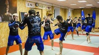 MMA-KEGI: Одна тренировка HD (Created by Kendziro)