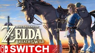 Surviving Breath of the Wild's Open World | Legend of Zelda: Switch Gameplay