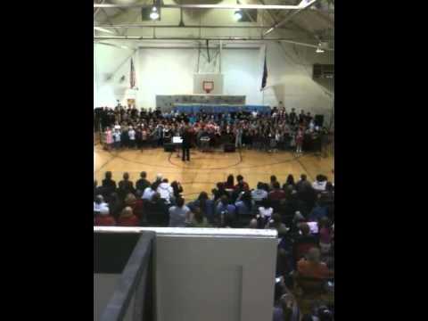 White river school 12/2010