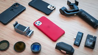 Best iPhone 11 Pro Accessories for Photography & Filmmaking