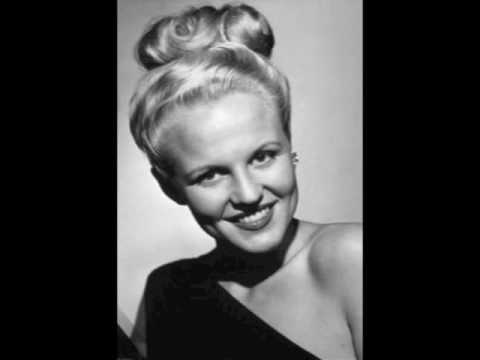 A Little Bird Told Me 1948  Peggy Lee