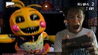 ФРЕДИ И НЕГОВИТЕ ПРИЯТЕЛИ МЕ ИЗПЛАШИХА ДО СМЪРТ!!! - Five Night's at Freddy's 2