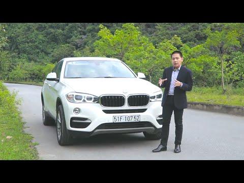 Đánh giá xe BMW X6 x Drive 3.0d 2015 mới nhất | danhgiaXe.com