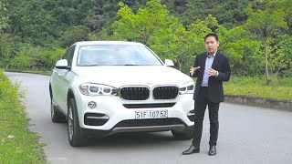 [Danhgiaxe.com] Đánh giá xe BMW X6 x Drive 3.0d 2015 mới nhất