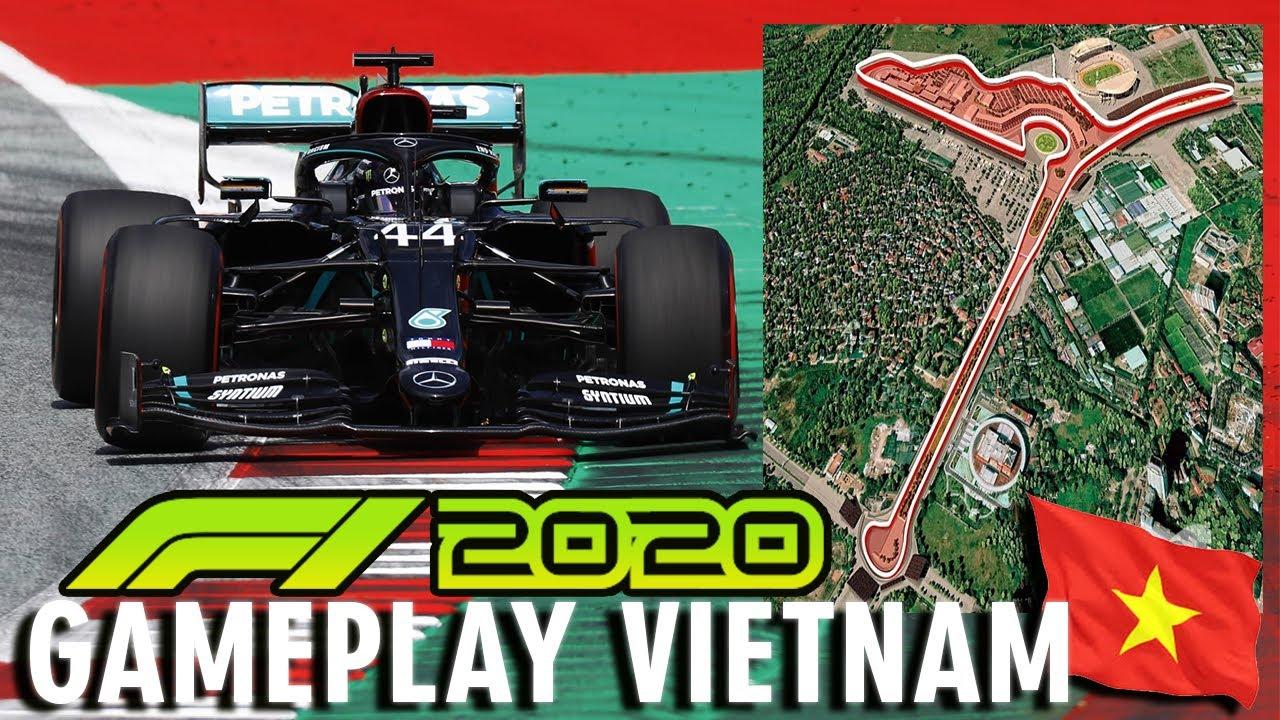 F1 2020 - Nuevo circuito de Vietnam! (esta buenisimo) y todo lo que metieron y quitaron en el juego
