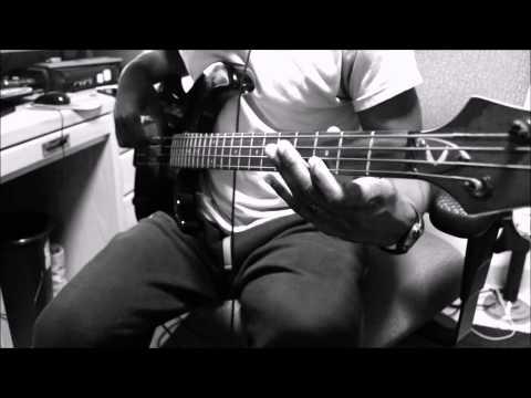 J Cole Forbidden Fruit bass cover HD