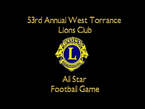 2017 Lions All Star Football Game