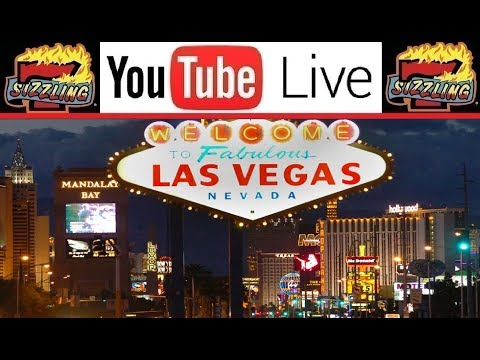 🎰 LIVE from LAS VEGAS with CHIEF TURTLEHAWK 💰 Tour of the Strip ➕ Casino Slot Machines 💵 Gambling