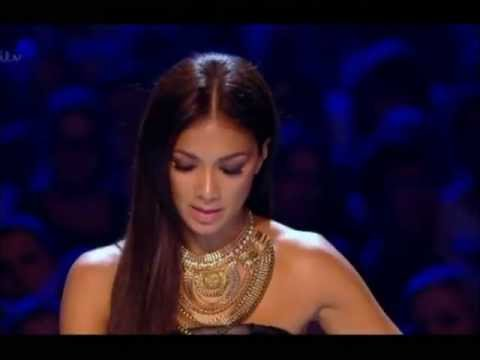 X FACTOR 2013 STAGE AUDITIONS - STEPHANIE WOODS - YouTube
