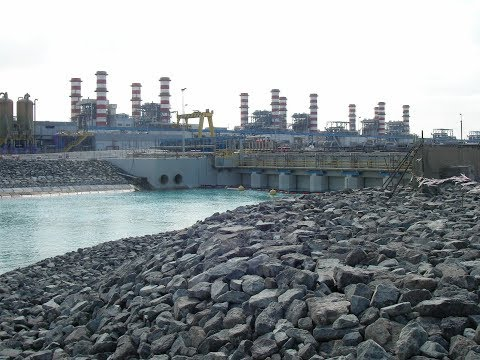 Jabal Ali Power and Desalination Plant