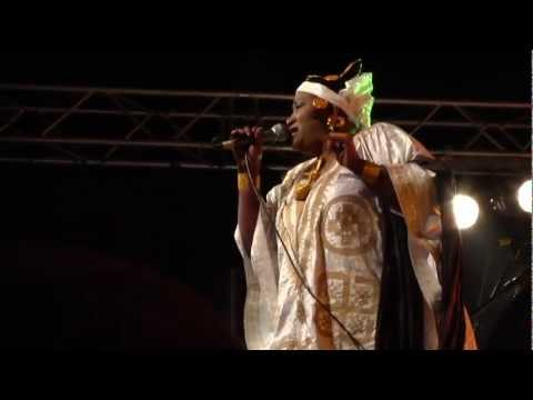 Meet Khaira Arby, Mali's Diva of the Desert