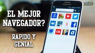 El mejor navegador para Android? / Rápido y Ligero / AndroidRC