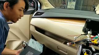 Tutorial Instalasi Multimedia Mitsubishi Xpander Android