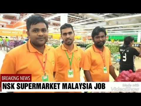 NSK SUPERMARKET MALAYSIA JOB
