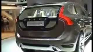 Driving the Nation shows the hardtop retractable tailgate Volvo XC60 Concept