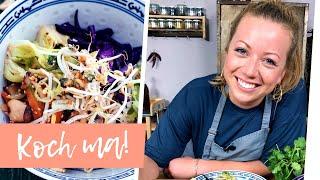 Rice Bowl: asiatisch, vegetarisch, gesund | Koch ma!
