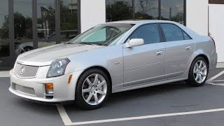 2004 Cadillac CTS-V (LS6 V8) Start Up, Exhaust, and In Depth Review