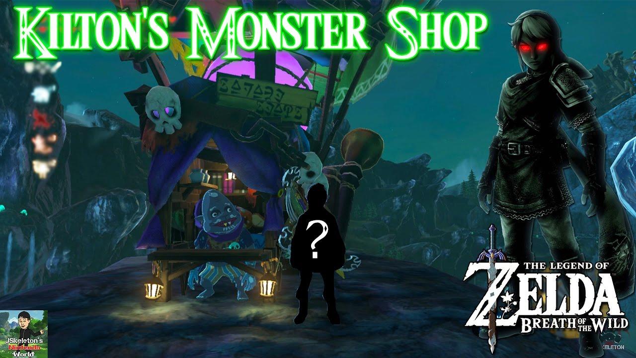 zelda monster extract