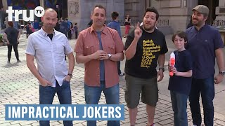 Impractical Jokers - Child Actors Test Sal's Patience