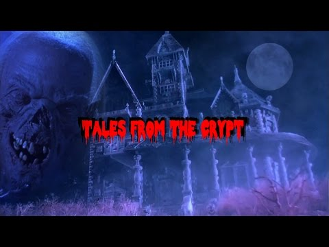 Tales from the Crypt Opening and Closing Theme 1989 - 1996 Blu-Ray  5.1 Dolby Surround