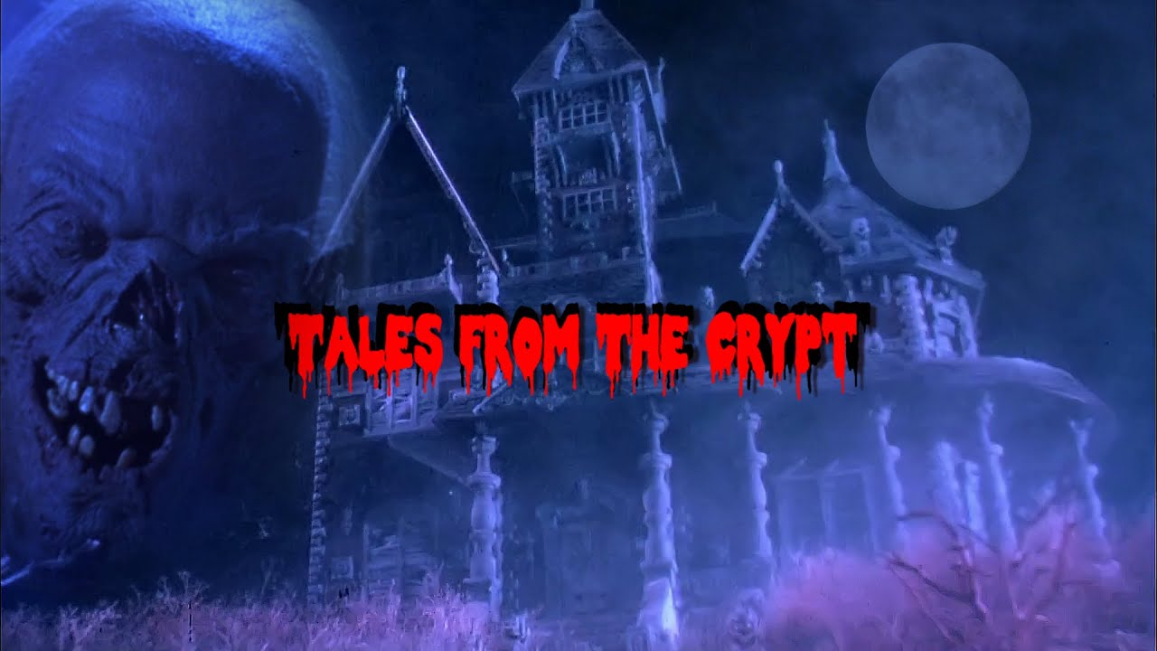 Tales From The Crypt Opening And Closing Theme 1989 1996 Blu Ray