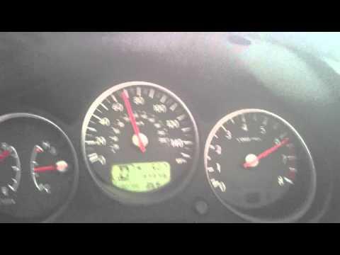 2006 Forester XT 0-60 mph 5.1 sec