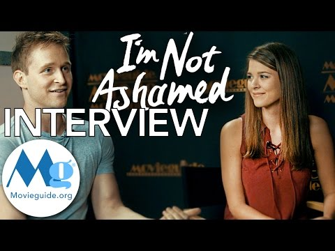 I'M NOT ASHAMED Exclusive Interview, feat: Masey McLain & Ben Davies