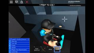Roblox - Vitor B.L And Cute Girl Escaped The Spaceship