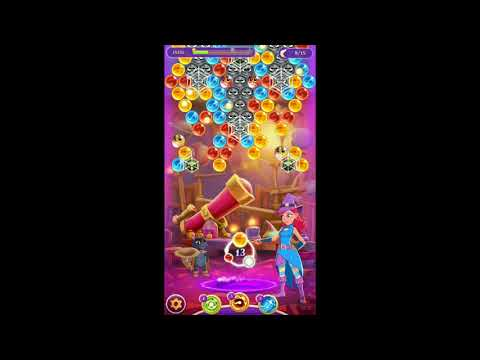 Bubble Witch 3 Saga Level 757 No Boosters
