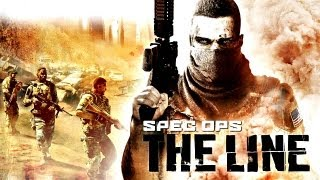 Spec Ops The Line Demo PC - Gameplay All Maximum Graphics